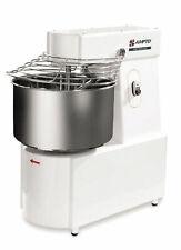 Ampto Ama050M Spiral Mixer 50 Lbs. Flour Cap. 2 Speeds. 220/60/1