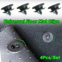 4pcs Universal Car Floor Mat Carpet Clips Floor Holders Fixing Grips Clamps