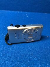 Canon PowerShot ELPH 115 IS / IXUS 170 16.0MP Digital Camera - Silver
