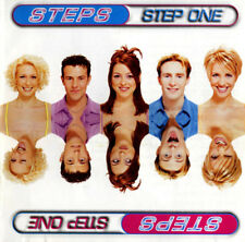 Steps Step One 12 Track CD (1998)