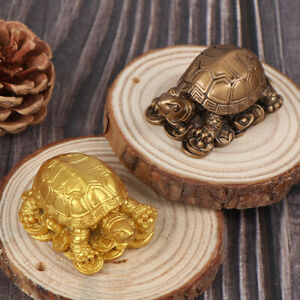 Turtle Resin Ornaments Copper Turtle Ornaments Feng Shui FurnishingsY`
