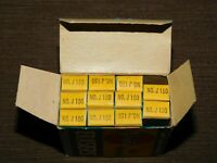 VINTAGE DESK PENCILS SCRIPTO ERASERS NO. J-150   11/12 PACKS IN BOX