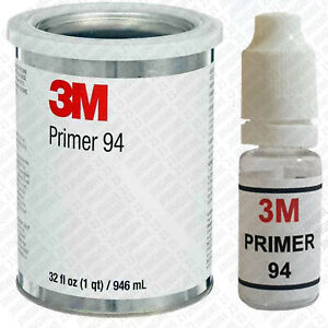 ORIGINAL 3M Tape Primer 94. 20-ML FROM ORIGINAL CAN PET DROPPER  TIP BOTTLE
