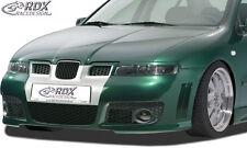 "RDX Stoßstange SEAT Toledo 1M ""GTI-Five"" Front Schürze Vorne Spoiler"