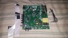 New listing Vizio D48N-E0 Main Board 0171-2271-6494 + power bottonTo Ir Sensor