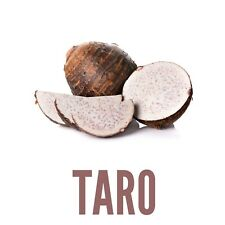 Taro Flavor Concentrate - Unsweetened (6oz)