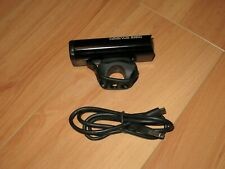 LEZYNE Micro Drive Pro 650XL USB Bicycle Headlight Front Light 650 Lumen + Mount