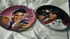 Lot of 2 Elvis Presley Delphi bradex Plate # 84-D19-23.1 and # 84-d19-23.2