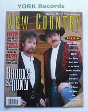 NEW COUNTRY MAGAZINE - May 1996 - Brooks & Dunn / George Strait / Toby Keith