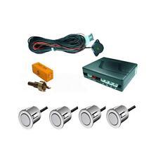 Alfa Romeo Plata invertir Estacionamiento 4 Kit Sensor Buzzer de ajuste universal fácil Diy