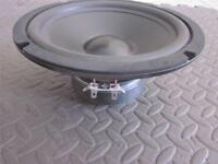 """NEW 8"""" woofer Replacement Speaker.8 ohm.Home Audio.eight inch subwoofer.standard"""