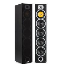 Diffusori Pavimento Casse Home Cinema Verticali Sistema Bass Reflex 4 Vie 440W