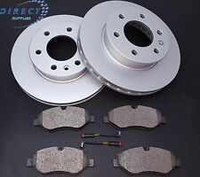 MERCEDES SPRINTER 2006 - FRONT BRAKE DISCS AND PADS 209 309 211 311 213 313