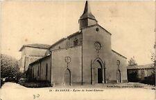 CPA BAYONNE Eglise de Saint Etienne (411614)