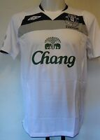 EVERTON 2008/09 S/S AWAY SHIRT  BY UMBRO ADULTS XL BRAND NEW WITH TAGS