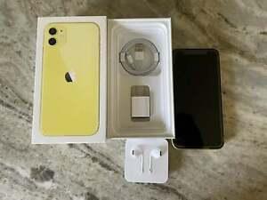 New Real iPhone 11 64G-256G Factory Unlocked CDMA+GSM Ship Worldwide