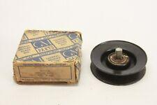 NOS 1949 Oldsmobile 88 98 V8 Fan Belt Idler Pulley Assembly OEM GM 555757