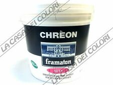 CHREON - FRAMATON SETA - BIANCO - 5 lt - PITTURA SUPERLAVABILE