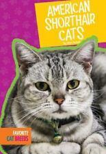 American Shorthair Cats (Favorite Cat Breeds)