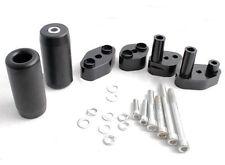 04-09 RSV Mille Frame Sliders Black No Cut CNC Machined Delrin
