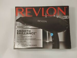 Revlon Smooth Brilliance Styler RVDR5251 - 1875 Watt - Black