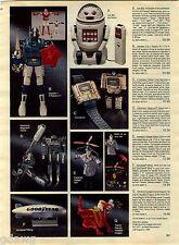1984 ADVERT Toy Ver Bot The Robot Gardian Inspector Gadget Doll Tiamat Dragon
