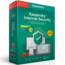 Kaspersky Internet Security 2020 (1 Gerät)