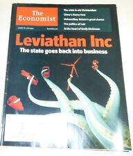 The Economist Magazine Leviathan Inc August 2010 071814R