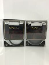 49mm Circular CPL & UV HD Digital FILTER lenses for canon nikon sony 2 Pack