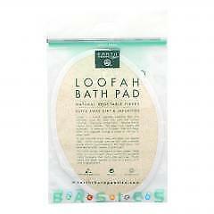 Earth Therapeutics Loofah Bath Pad - 1 Pad