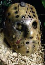 😈 venerdì 13TH FVJ JASON VORHEES Maschera da Hockey, jaystead 79, Halloween DVD 😈