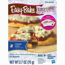 Easy Bake Ultimate Oven Cheese Pizza Refill Pack Pizza Dough Mix Free Shipping