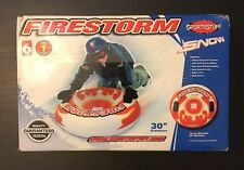 "Firestorm Sportsstuff Snow Tube 30"" Diameter Heavy Gauge PVC Winter Sports Fun!"
