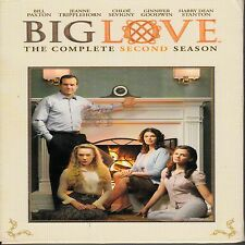 D2 Big Love: The Complete Second Season by Bill Paxton, Jeanne Tripplehorn DVD