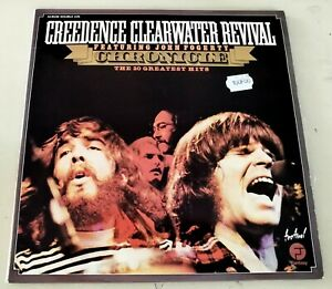 216- Vinyle 33 tours- Creedence Clearwater Revival Featuring John Fogerty 1976