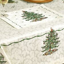 Spode Classic Christmas Tree Placemats Set of 4