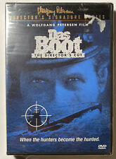 Das Boot - The Directors Cut Dvd New & Sealed (Ref3)