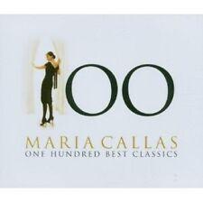 Puccini/Bizet/verdi/Gluck/+ - 100 Best Maria Callas 6cd Oper Sopran CLASSICA NUOVO