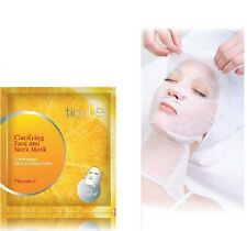 Tiande Pro Comfort Vitamin C Clarifying Face and Neck Mask, 1 pc.