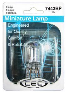 Brake Light Bulb-Sedan CEC Industries 7443BP