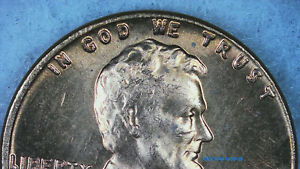 1964 LINCOLN MEMORIAL CENT #23