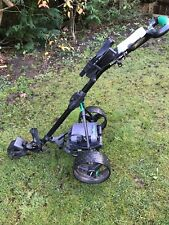 Hill Billy Electric Golf Trolley - with Charger and Battery