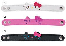 Sanrio Hello Kitty Face Bracelet