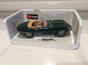 Bburago !961 Jaguar E-Type Model