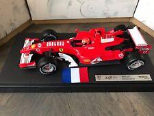 F1 Ferrari F248, Version GP France, Schumacher, 1/18 Comme Neuf dans boite
