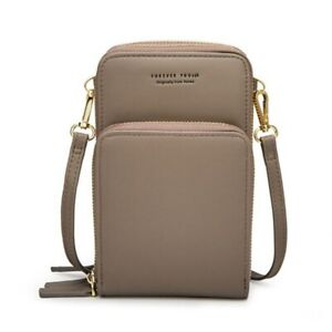 Women's Shoulder Bag Ladies PU Multi-function Shoulder Bags