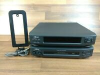 Akai TP-520 Stereo Pre Amplifier + Tuner HiFi