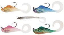 19 x Fladen Soft Lures Vertical Jig 11g Weighted Pike Perch Bass JobLot