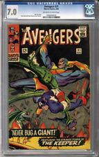 Avengers #31 CGC 7.0