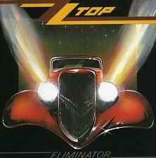 ZZ Top - Eliminator [New CD]